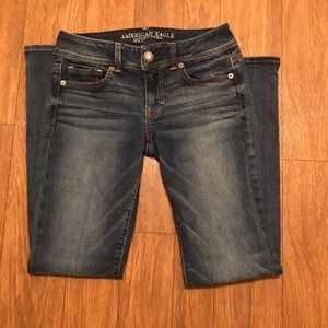 Size 4 Short American Eagle Jeans
